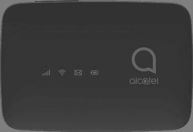 Alcatel LinkZone MW45V Black